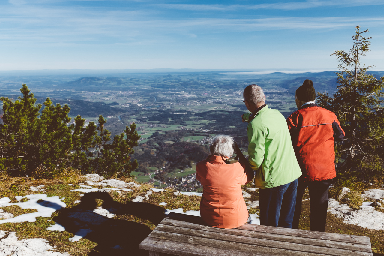 predigtstuhl 3 On top of Predigtstuhl